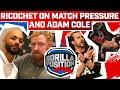 Ricochet Interview On Adam Cole NXT TakeOver Indie Scene Boom SummerSlam Match Pressure mp3