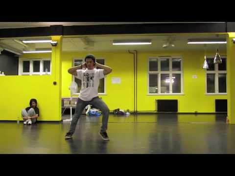 Brian Puspos Choreography - I Need This by Chris Brown & H.A.T.E.U. by Mariah Carey