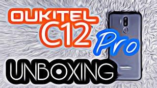 OUKITEL C12 Pro 4g UNBOXING e PRIME IMPRESSIONI (Ita)!!!