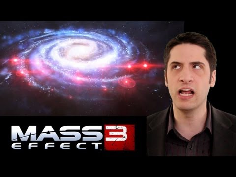 Mass Effect 3 Ending and Why We Hate It!