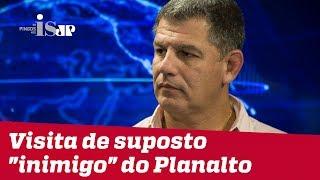 """Suposto """"inimigo"""" do Planalto já havia sido recebido por dois outros ministros, diz Bebianno"""