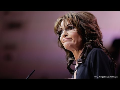 VIP NEWS: SARAH PALIN FOR PRESIDENT AND DATING CANNIBAL COPS