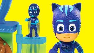 PJ Masks Creations | Catboy Ninja-Napped!  | PJ Masks Toy Play | Cartoons for Kids