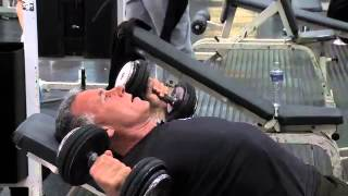 The Gym 5 Part 1 with bodybuilding guru Sav Kyriacou. Train right for results