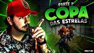 COPA DAS ESTRELAS FREEFIRE - EITA SAFE TROLL! FT 4K EASY