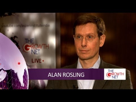 Alan Rosling: Solar Power Is Cheaper Than Grid Power In India