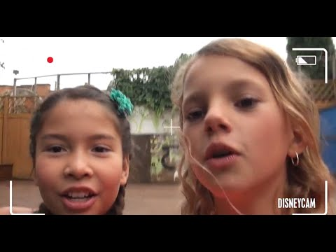 It's My Friday - Behind The Scenes - Lily-Mae and Emily - Official Disney Channel UK HD