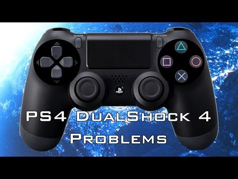 PS4 Controller: DualShock 4 Problems... (R2.L2.R1.L1 Sticking. Thumbsticks Wearing Down)