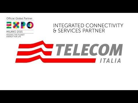 Official Partner Expo Milano 2015: TELECOM ITALIA