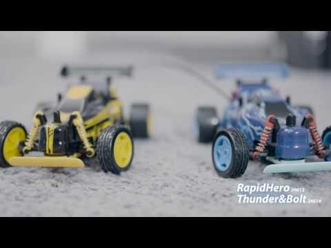 Masina RC Buggy, Revell 24613_24614_RapidHero_ThunderBolt