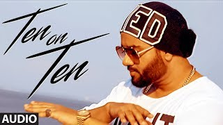 JSL: Ten On Ten (Audio Song) Navi Ferozpurwala | Latest Punjabi Songs 2018