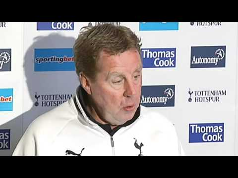 Spurs manager Harry Redknapp backs Scott Parker to be England captain
