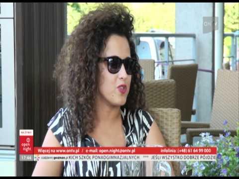 Wieczór Ontv 6.07.2012, Patrycja Szczecińska-Manager Hotelu Ramka