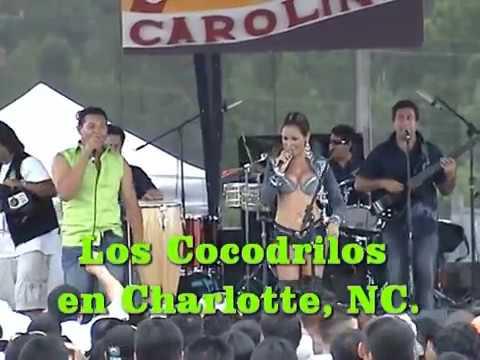 Los Cocodrilos en Charlotte, NC... Doctor & Srita Laura.