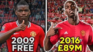 10 Most Expensive Transfer MISTAKES!