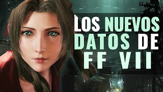 Los NUEVOS DATOS de FINAL FANTASY VII REMAKE | Trailer State of Play 2