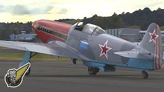 Great Russian Fighter of WW2 - Yakovlev Yak-3