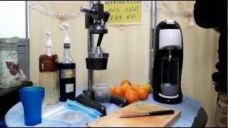 manual juicer,citrus juicer, fruit juicer, korea juicer, squeezer