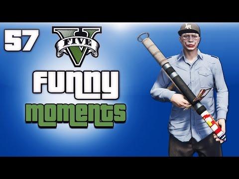 GTA 5 Next Gen Funny Moments Ep. 57 (Secret Club Glitch) Shuch up!