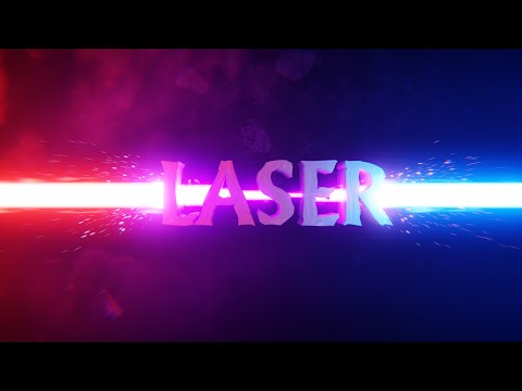 How to Make Lasers of Destruction in Blender - Iridesium