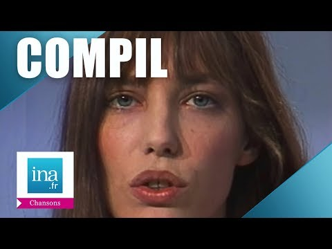 Jane Birkin, le best of | Archive INA