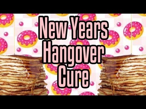 New Years Hangover Cure - Epic Meal Time