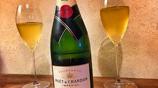 How Good is Moët & Chandon Imperial Champagne?