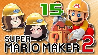 Super Mario Maker 2 - 15 - You Are A Monster?