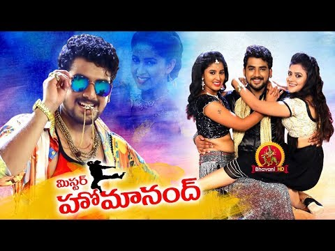 Mr Homanand Full Movie - 2018 Telugu Full Movies - Pavani, Priyanka