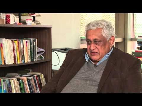 Shiv Visvanathan on covering the Delhi rape story - The Listening Post (Web Extra)
