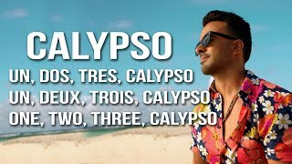 Luis Fonsi Calypso Letra Ft Stefflon Don