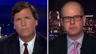 Tucker vs critic who calls him cheerleader for Russia