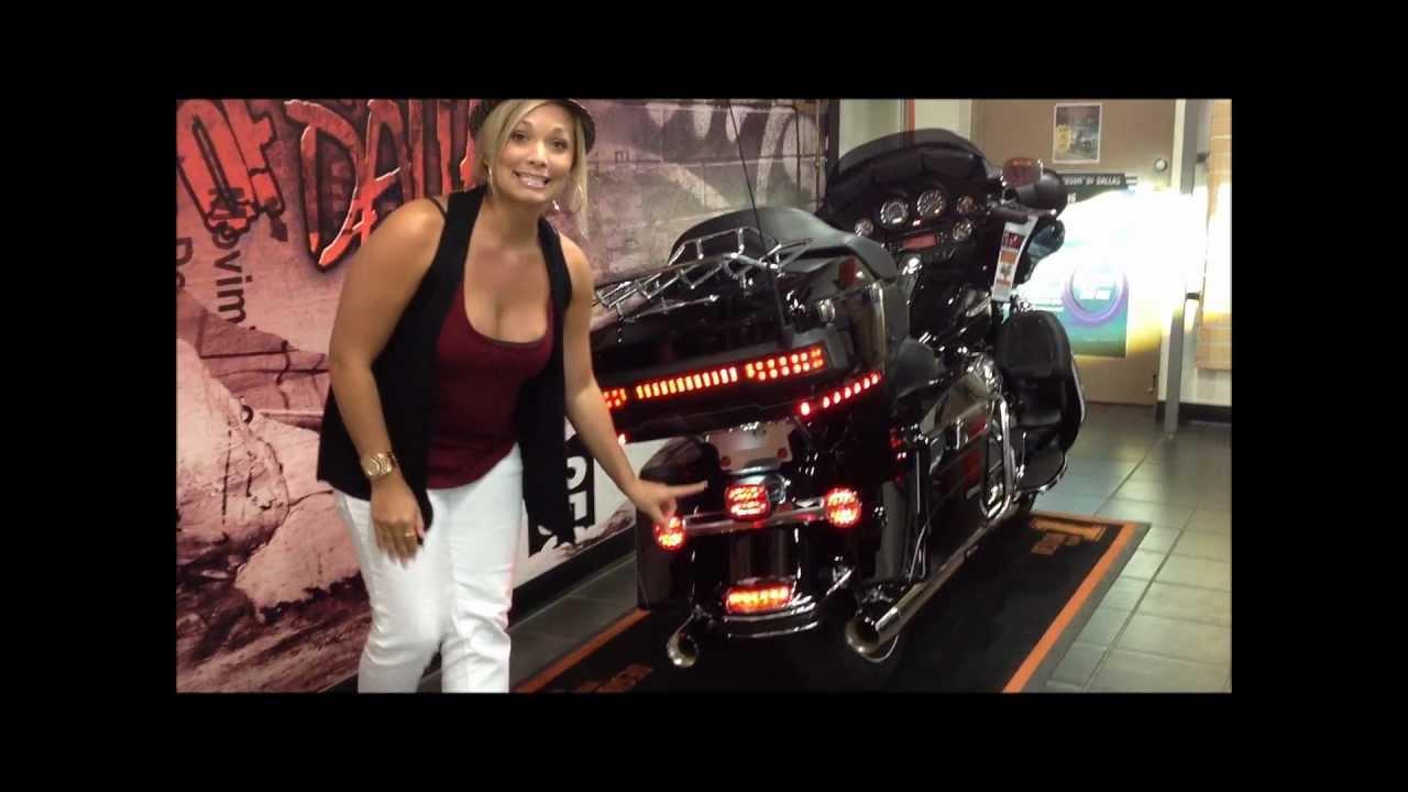 Amanda S Smokin High Roller Custom 2012 Harley Davidson
