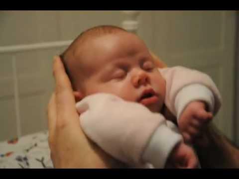 El método Oompa Loompa para dormir bebés