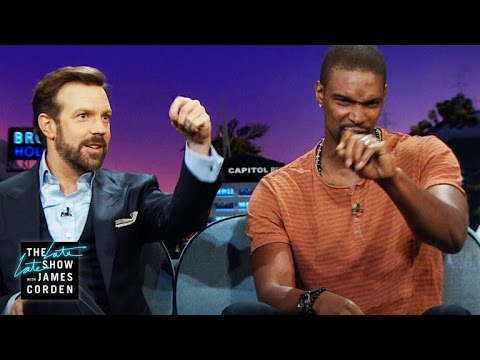 Sex Talk with Jason Sudeikis & Chris Bosh