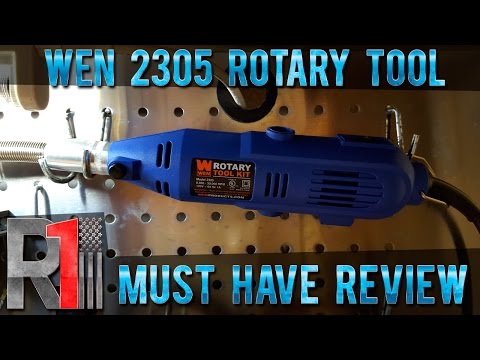 ReloadOne: WEN 2305 Rotary Tool Review - a MUST HAVE for the home gunsmith.