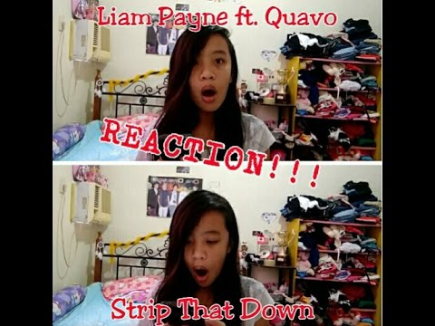 Liam Payne ft. Quavo - Strip That Down (REACTION) *First Impression*