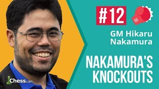 Nakamura's Knockouts: Blitz And Bullet Chess Domination
