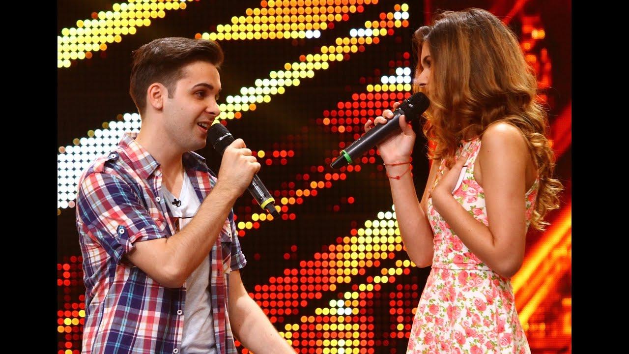 """Bruno Mars - """"Just The Way You Are"""". Vezi interpretarea trupei Hello, la X Factor!"""