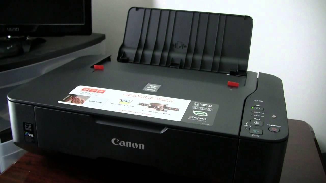 Драйвера для принтера canon 230 скачать бесплатно