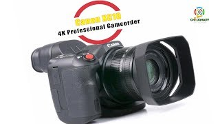 04. Canon XC10 4K Professional Camcorder : Operating and Setting