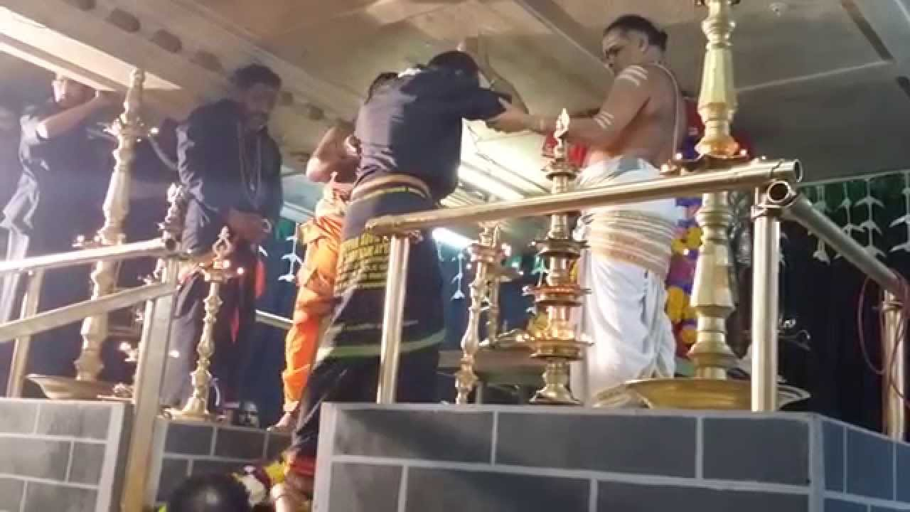 Mandala Puja 2014 Ayappan Mandala Puja 2014