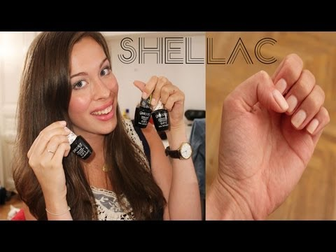 DIY Shellac: 3 Wochen haltbarer Nagellack - Tutorial & Review (OPI Gelcolor)