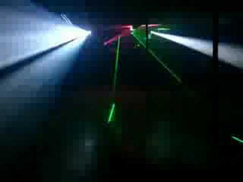 Dj Ego Martin DX4 CX2 EF2 Advenger DMX Light Scanner