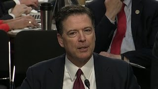 James Comey's testimony in 7 minutes
