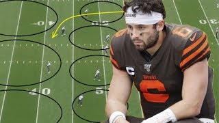 Film Study: What went wrong for Baker Mayfield and the Cleveland Browns in their season opener
