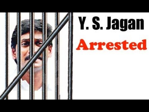 YS Jagan Mohan Reddy arrested by CBI in assets case
