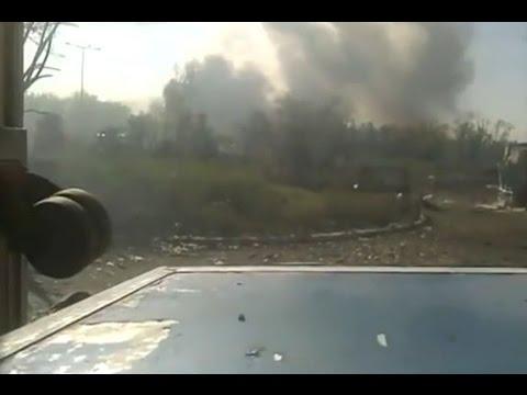 В Донецке продолжаются бои за аэропорт