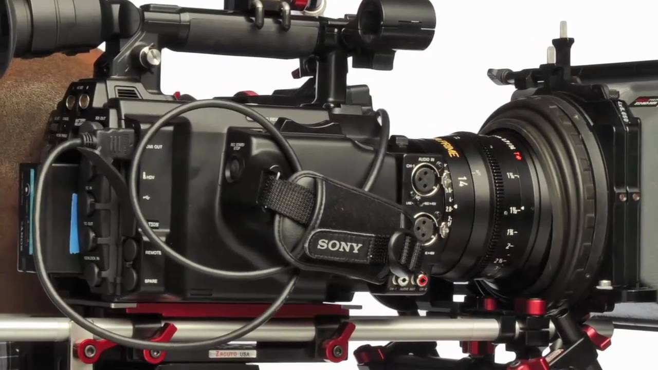 Zacuto's First Look Video on the Sony F3 Camera - YouTube