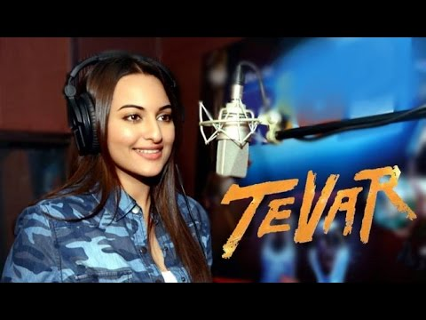 How Sonakshi Sinha Got A Chance To Sing In 'Tevar'?